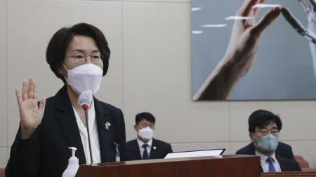 임혜숙 후보자 인사청문회…위장전입·논문 표절 의혹