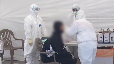 서울 첫 순회형 PCR 검사 2개교 모두 '음성'