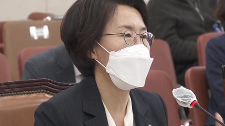"""임혜숙 후보자, 각종 논란에 """"송구스럽게 생각한다"""""""