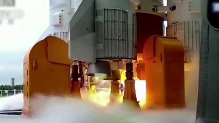 中 21톤 대형 로켓, 토요일쯤 지구에 추락...피해 '촉각'
