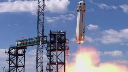 7월 우주관광 시대 열린다...탑승 최대 6명·무중력상태 체험