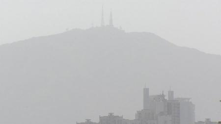 올봄 6번째 황사 공습...주말, 서쪽 공기 질 '최악'
