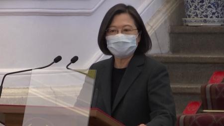 타이완, 자체 개발 백신 7월 공급...2단계 임상 실험 마무리 단계