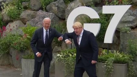 G7, 2023년까지 코로나 백신 10억 회분 기부...영국 발표