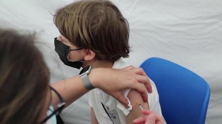 프랑스, 12살 이상 청소년 코로나19 백신 접종 시작