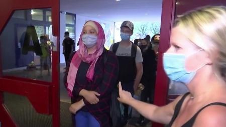 """독일, 4차 유행 공포...""""마스크 쓰고 거리두기 지속"""""""