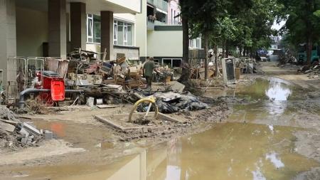 [날씨학개론] 역대급 강수량 서유럽 대홍수…홍수 위험 계속 커진다