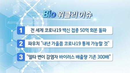 [바이오위클리] RNA 간섭 기술로 난치병 도전…올릭스