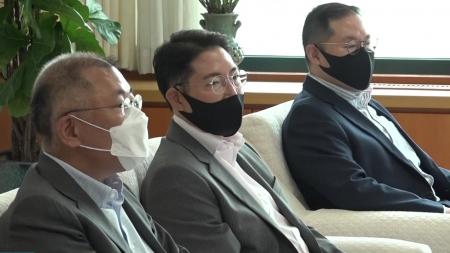 """""""수소 경제 활성화""""...15개 회원 수소기업협의체 출범"""