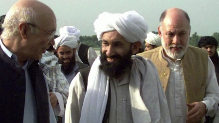 탈레반 새정부 발표...정부 수반에 '경량급' 하산 임명