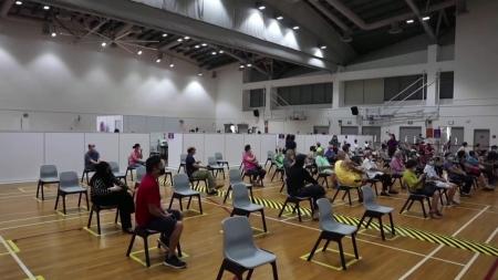 싱가포르 신규 확진 332명...1년여 만에 최다
