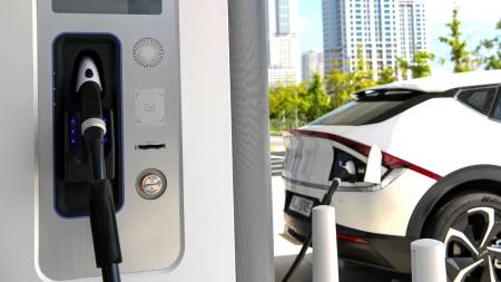 현대차, 송도에 전기차 초고속 충전소 설치