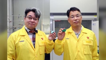 방사성 요오드 99% 차단하는 천연광물 발견