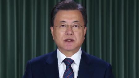 """文 """"아·태, 기후위기 취약...'탄소 중립' 행동 빨라져야"""""""