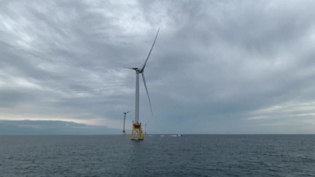 美, 해안 지역 대부분에 풍력발전소 짓는다