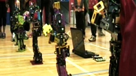 [무지개] 로봇 상상에서 일상으로 - 한국지능로봇경진대회 현장