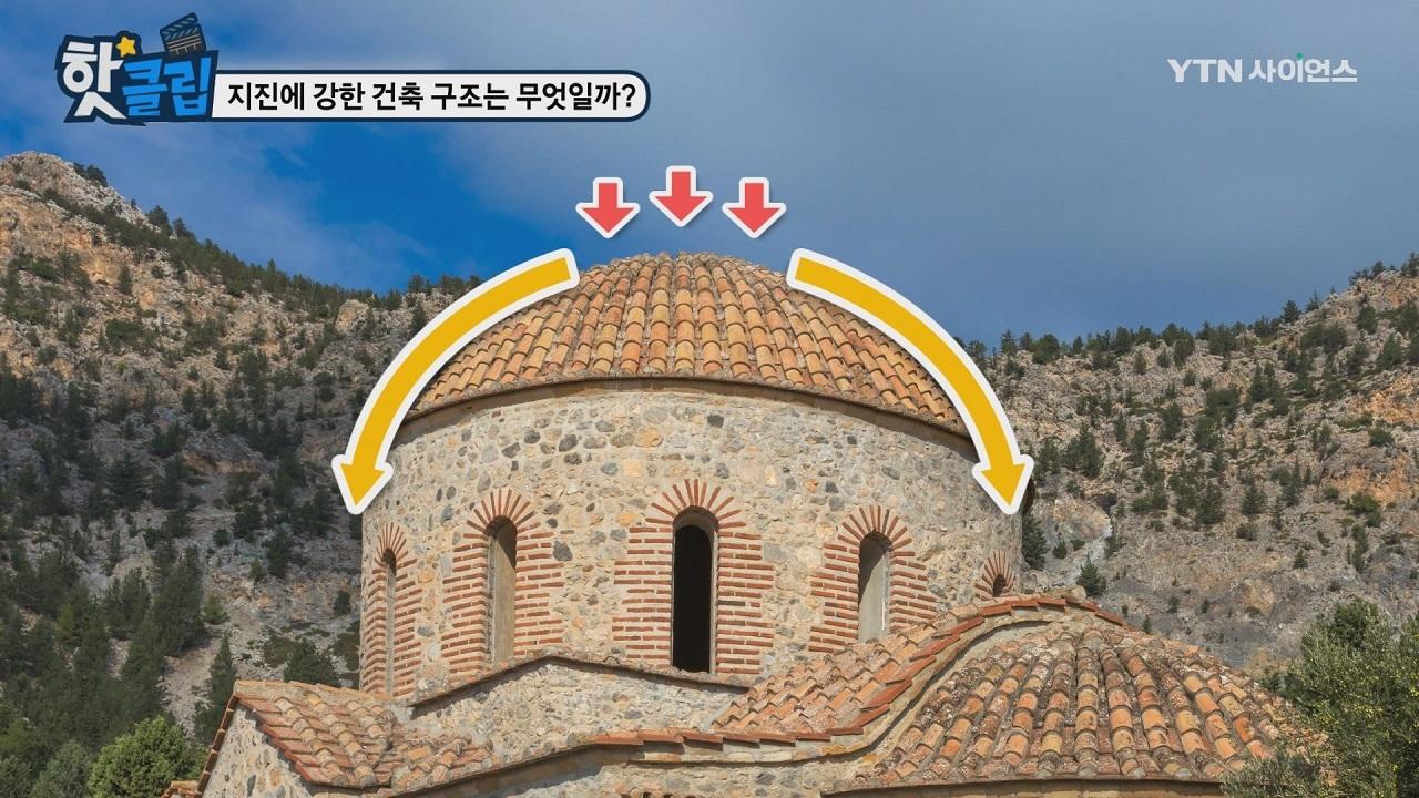 지진에 강한 건축 구조는 무엇일까?