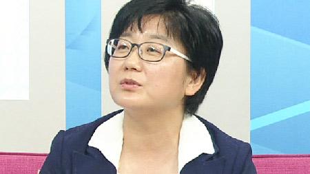 단원고 故 이재욱 군 어머니, 홍영미