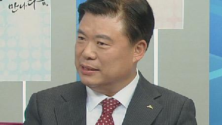 나비 군수에서 산림 CEO로, 산림조합중앙회 이석형 회장