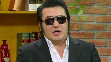 의리로 산다, 배우 김보성