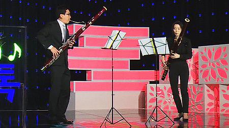 감미로운 음색, 바수니스트 김진훈&박경리