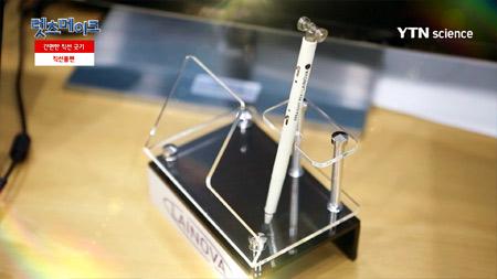 간편한 일직선 긋기의 혁신 - 직선볼펜