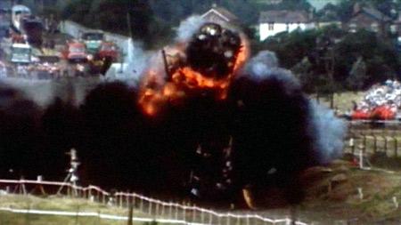 사상 최악의 참사 4 4부. 런던 열차 정면 충돌