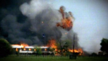 사상 최악의 참사 5 5부. 텍사스 주 웨이코 참사