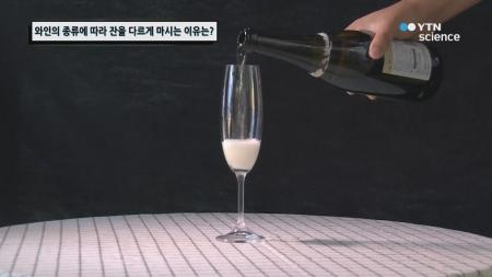 와인의 종류에 따라 잔을 다르게 마시는 이유는?