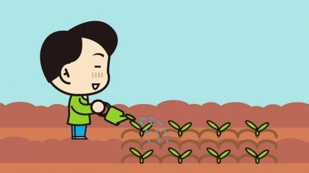 콩밭에서 과학 찾기
