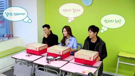국내 최초! 드론 예능 버라이어티의 서막이 열리다