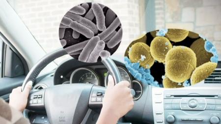 당신만 모르고 있던, 차량 속 공기오염