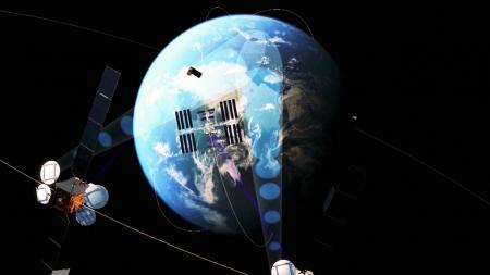 다큐 컬렉션 우주 7회 인공위성의 시대 - 심우주 비행의 가능성
