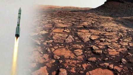 다큐 컬렉션 우주 8회 화성 정복의 꿈 - 지구의 사절단