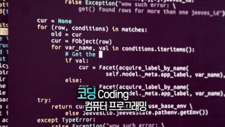 미래의 언어, 코딩