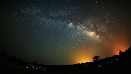 미래의 과학, 하늘을 향하다