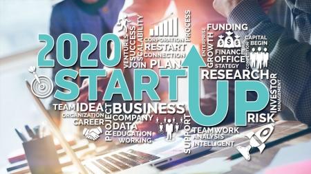 2020 스타트업, 기술의 날개를 달다