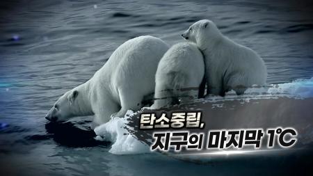 탄소중립, 지구의 마지막 1℃