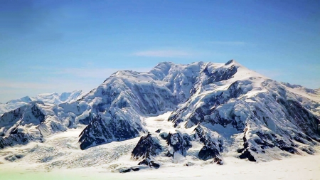 [캐나다, 대자연을 만나다] 1부. 만 년 빙하의 땅