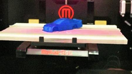 제3의 산업혁명이 온다, 3D 프린터