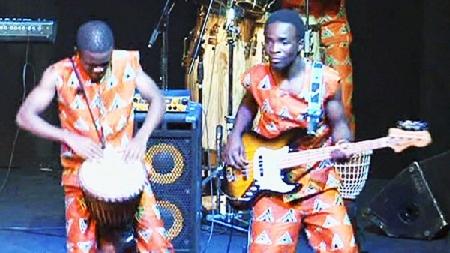 희망을 노래하는 천사들, 말라위 루수빌로 밴드