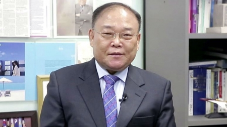 함께 만드는 미래 대한민국 - 케이웨더 반기성 예보센터장