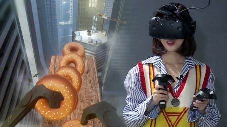 시각을 넘어 오감을 만족시키는 VR 게임