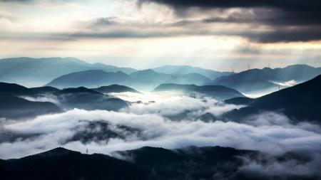 신이 빚은 낙원을 노래하다 : 강원도