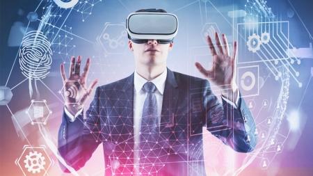 4차 산업혁명의 블루오션, 'VR'