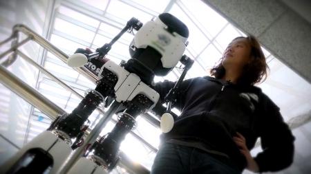 로봇과 함께 사는 세상을 꿈꾸다