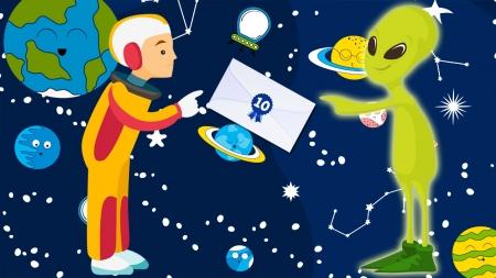 외계인의 초대, 10년 후 돌아올 수 있다면? 간다? 안 간다?