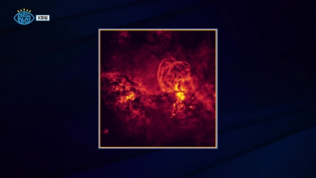 [X파일] NGC 3576 성운