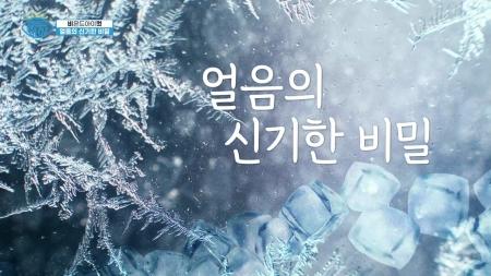 [비욘드 아이 컷] 얼음의 신기한 비밀